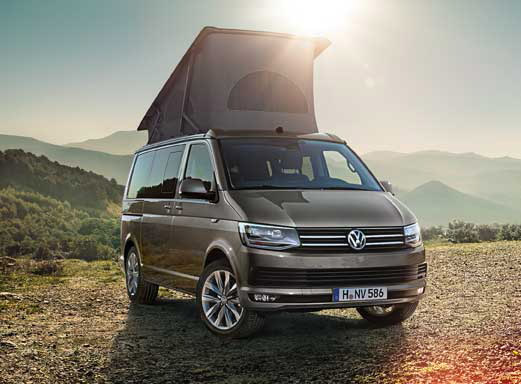 Camper - VW T6 California